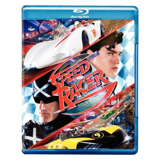 Speed racer (blu-ray/os/re-pkg) DH6NEZSC5Y9Q8NEH