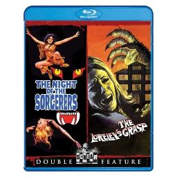 Night of the sorcerers/loreleys grasp (blu ray) (span & eng dub) BRSF17735