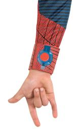 The Amazing Spider-Man Child Web Shooter Cuffs DG42522