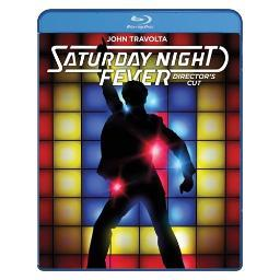 Saturday night fever (blu ray) (ws) BR59160044