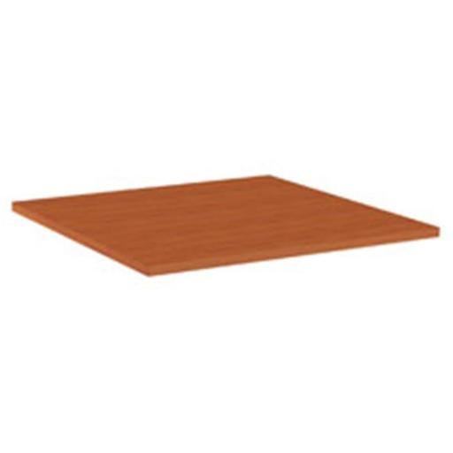 Lorell LLR62581 Hospitality Table Cherry Laminate Square Tabletop