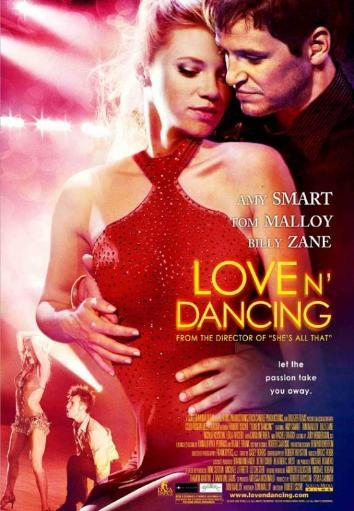 Love N' Dancing Movie Poster Print (27 x 40) ZKEWWGUEUFAOINFG
