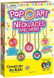 Pop Art Necklaces And More Kit-