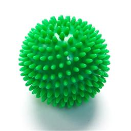 Black Mountain Products Massage Ball Green Deep Tissue Massage Ball With Spikes, Green