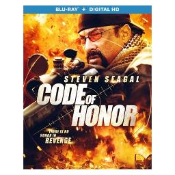 Code of honor (blu ray w/digital hd) (ws/eng/eng sub/sp sub/eng sdh/5.1dts) BR49197