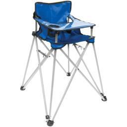 Creative Outdoor Distributor(tm) 810391 Folding Baby High Chair (blue)
