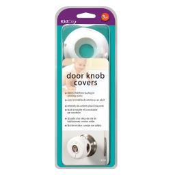 Kidco s355 white kidco door knob covers 3 pack white