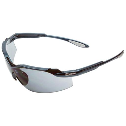 Safety Works Llc SWX00275 Spinner Safety Glasses, Gray