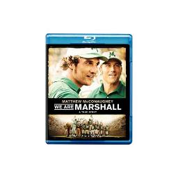 WE ARE MARSHALL (BLU-RAY/WS-2.40/ENG-SDH/FR/LT-SP/SUB) 85391117605