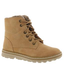 Cliffs by White Mountain Womens Keegan Faux Suede Cold Weather Lace-Up Boot
