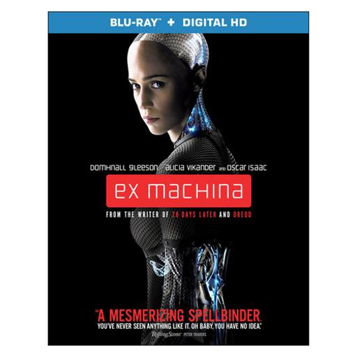 Ex machina (blu-ray/ultraviolet) BE6MEL3I3RB22PNA