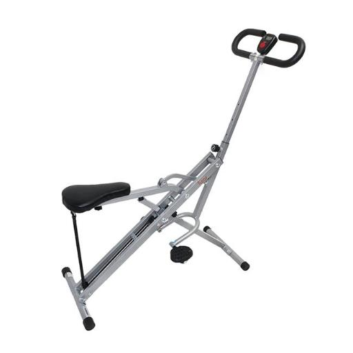 Sunny Health & Fitness NO. 077 Upright Row-N-Rider Exerciser