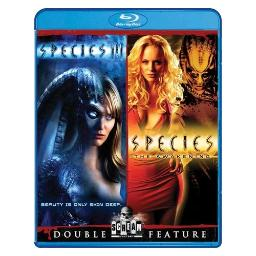 Species iii & species-awakening (blu ray) BRSF16532