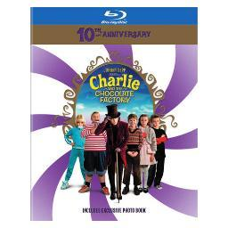 Charlie & the chocolate factory-10th anniversary (blu-ray/book) BR531106