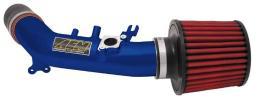 AEM 2006 Civic Si Blue Short Ram Intake 22-516B
