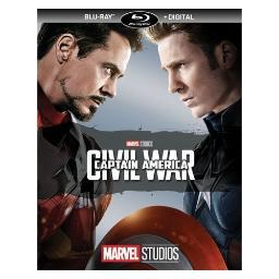 Captain america-civil war (blu-ray/digital hd/re-pkgd) BR146378
