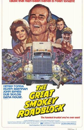 The Great Smokey Roadblock Movie Poster (11 x 17)