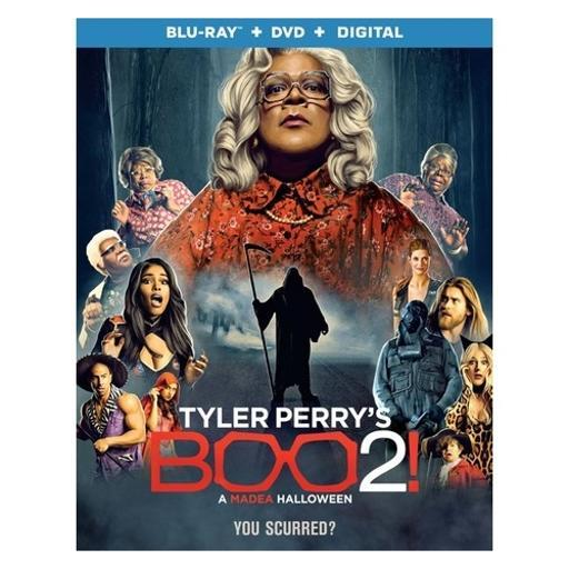 Boo 2-madea halloween (blu ray/dvd w/digital) YIS3FCD6KLIPEATZ