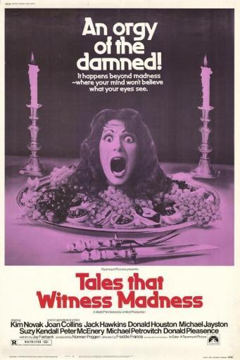 Tales That Witness Madness Movie Poster Print (27 x 40) 0RXOIUU0HDCFXPIC