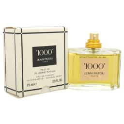 1000 By Jean Patou For Women - 2.5 Oz Edp Spray (Tester)  2.5 Oz