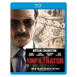 Infiltrator (blu ray) (2016/ws) BR94180540