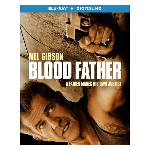 Blood father (blu ray w/digital hd) (ws/eng/eng sub/span sub/eng sdh/5.1dt LBEAZZLBVQMMFNGC