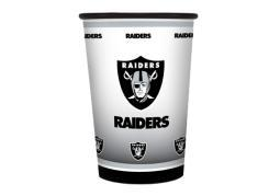 Nfl cup oakland raiders 2-pack (20 ounce)-nla 355437