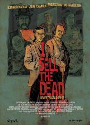 I Sell the Dead Movie Poster (11 x 17) MOVIJ2756
