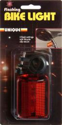 Unique sports products bl-3 flashing bike light
