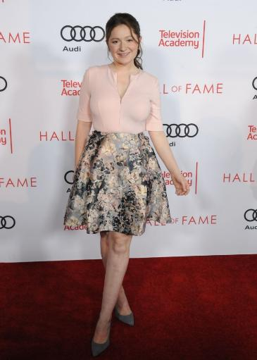 Emma Kenney At Arrivals For Television Academy 24Th Hall Of Fame Ceremony, Television Academy'S Saban Media Center, North Hollywood, Ca November.