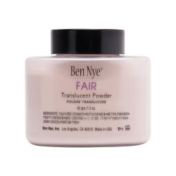 Ben Nye Face Powder, Fair 1.5oz Shaker Bottle
