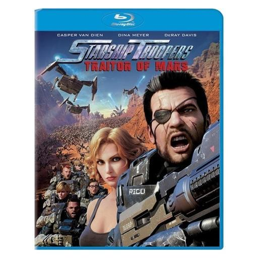 Starship troopers-traitors of mars (blu ray) O9ME2W9NVSA0VYTW
