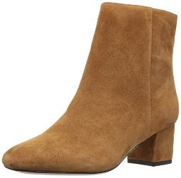 Bettye Muller Women's BMB-Candid Ankle Bootie, Whiskey, 6.5 M US
