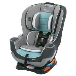Graco extend2fit convertible car seat, spire  1963211