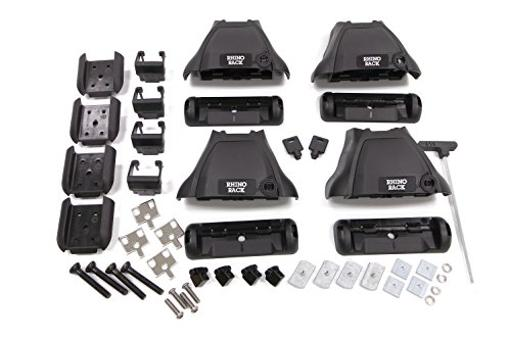 Rhino-Rack - Usa Rlkhd Roof Rack Leg Kit - For Heavy Duty Crossbars On Bare Roof Set Of 4 *Cu2014*