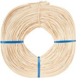 Round Reed #4 2.75mm 1lb Coil Approximately 500'