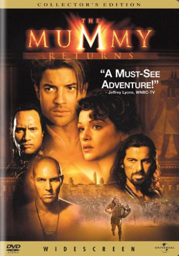 Mummy returns collectors edition (dvd) (ws-nla RMJSHI4077JGNOEI
