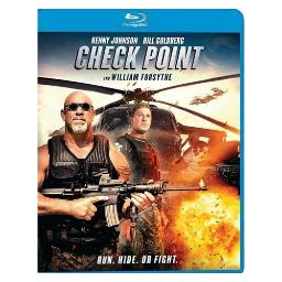Check point (2016) (blu ray) BR50074