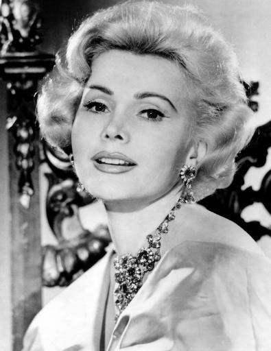 For The First Time Zsa Zsa Gabor 1959 Photo Print