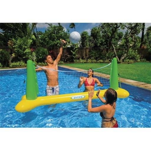Intex 56508EP Inflatable Pool Volleyball Set