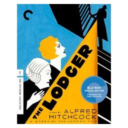 Lodger-story of the london fog (blu ray) (ws/1.33:1/tinted/b&w) BRCC2774