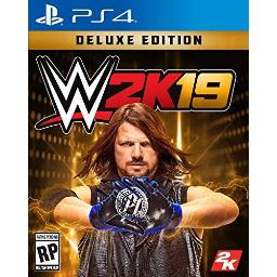 Take-two interactive software, 57072 ps4 wwe 2k19 deluxe edition