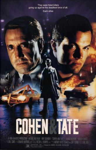 Cohen and Tate Movie Poster (11 x 17) LIFJT12VCOTVRNPA