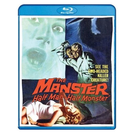 Manster (blu ray) (ws) 1298808