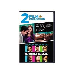 CRAZY STUPID LOVE/HORRIBLE BOSSES (DVD/EBFE/2 DISC) 883929351459