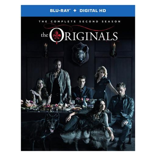 Originals-complete 2nd season (blu-ray/ultra violet/4 disc) J2GUSZP1VCWAGWO3