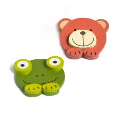 Cute Animals-1 - Refrigerator Magnets / Animal Magnets
