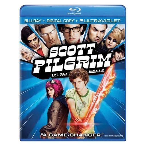 Scott pilgrim vs the world (blu ray w/digital copy/ultraviolet) X6FKI2GOVNGSKZUA