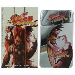 Street Fighter by Capcom, 3.4 oz EDT Spray for Men