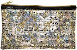 Spoontiques 21112 music glitter bag